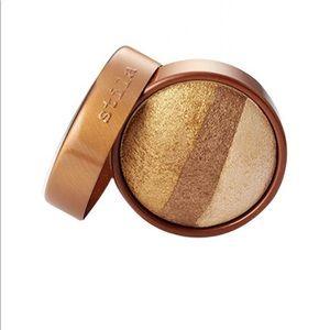 Still Eyeshadow Trio Gold Glow